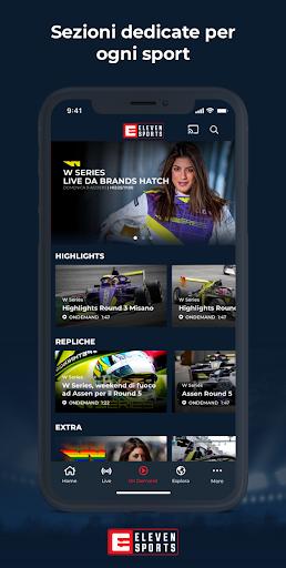Eleven Sports Italia screenshot 4