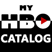 My HBO catalog