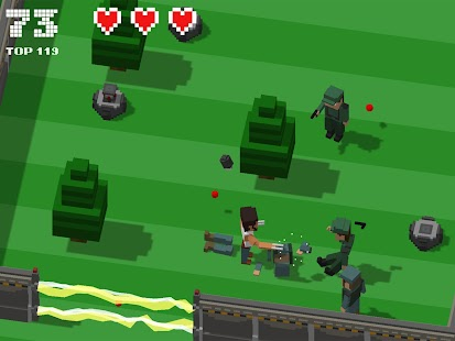 Crossy Heroes: Avengers of Smashy City Screenshot