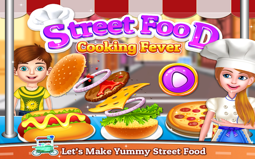 Street Food - Cooking Game 1.2.0 screenshots 6