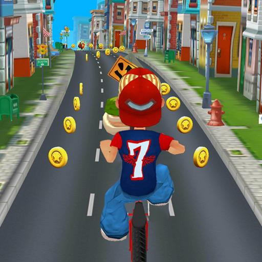 Bike Racing - Bike Blast Rush (game)