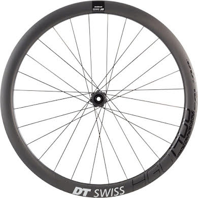 DT Swiss HGC 1400 Spline 42 Rear Wheel -  700, 12 x 142, Center-Lock, HG/XDR, Black