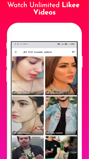 Like Video screenshot 2