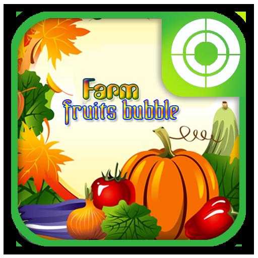 Farm Fruits Bubble (game)