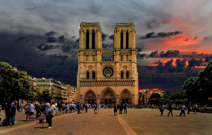 by Alain Labbe Alain - City,  Street & Park  Historic Districts (  )