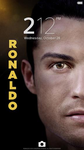 XPERIA™ Ronaldo Theme