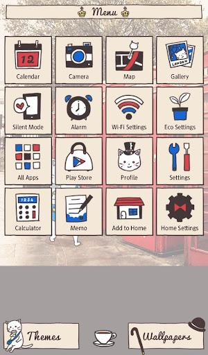 玩免費個人化APP|下載背景圖片/icon 倫敦街角 app不用錢|硬是要APP