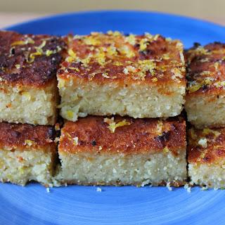 Lemon Drizzle Cake (Grain Free)