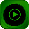Green Video Player icon