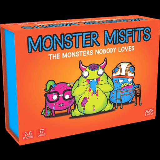 Monster Misfits!