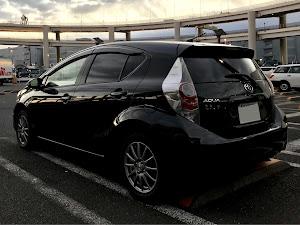 アクア NHP10 平成24年10月のカスタム事例画像 リース7号車さんの2019年01月09日07:04の投稿