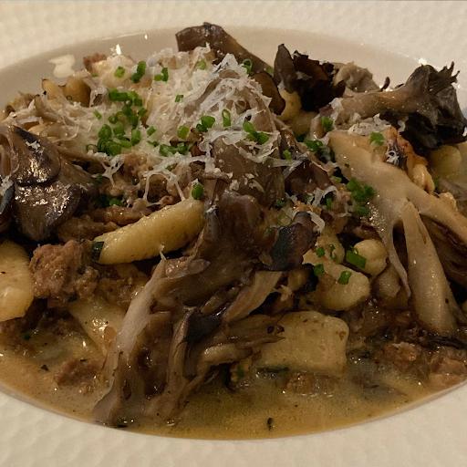 Pork & Mushroom Cavatelli