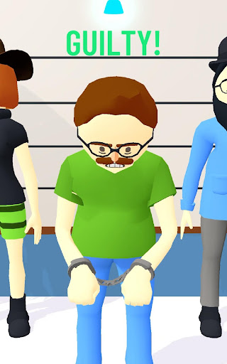 Line Up: Draw the Criminal apktram screenshots 15