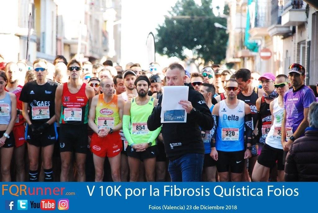 Fotos V 10K Foios por la Fibrosis Quística