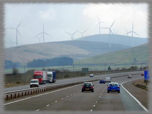 Wind Farms Wallpaper