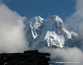 Photo: Phole Peak 6645 et Kabur 6332 m