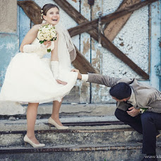 Wedding photographer Kseniya Egorova (FrauZolden). Photo of 27.07.2013