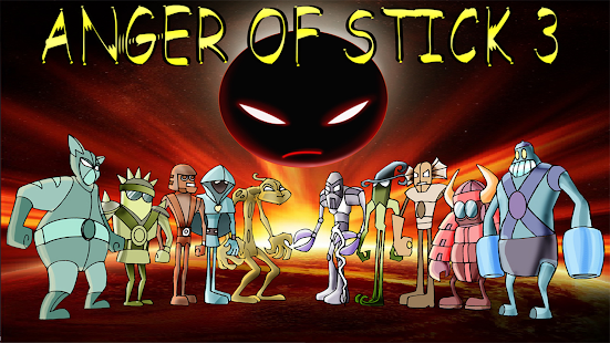 anger of stick 3 unlimited money apk free download
