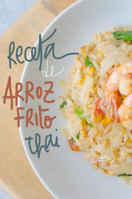 receta arroz frito