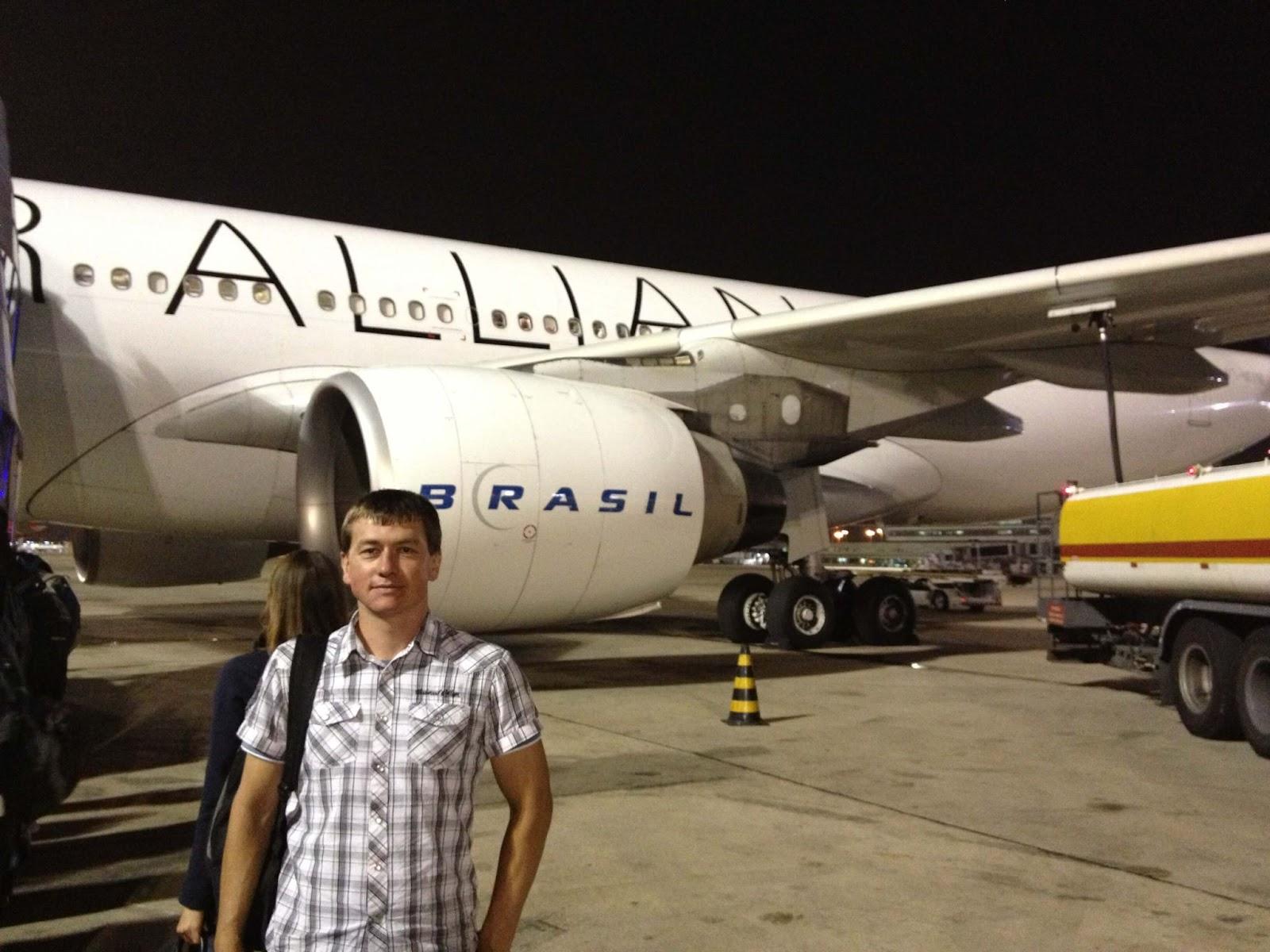 Honza pri lietadle