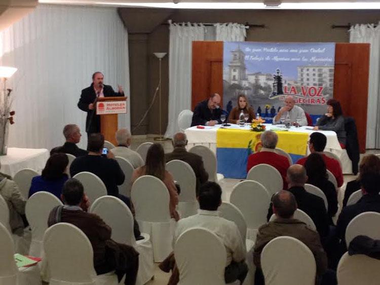 La Voz de Algeciras lamenta el increíble autobombo del PP con el recibo del agua