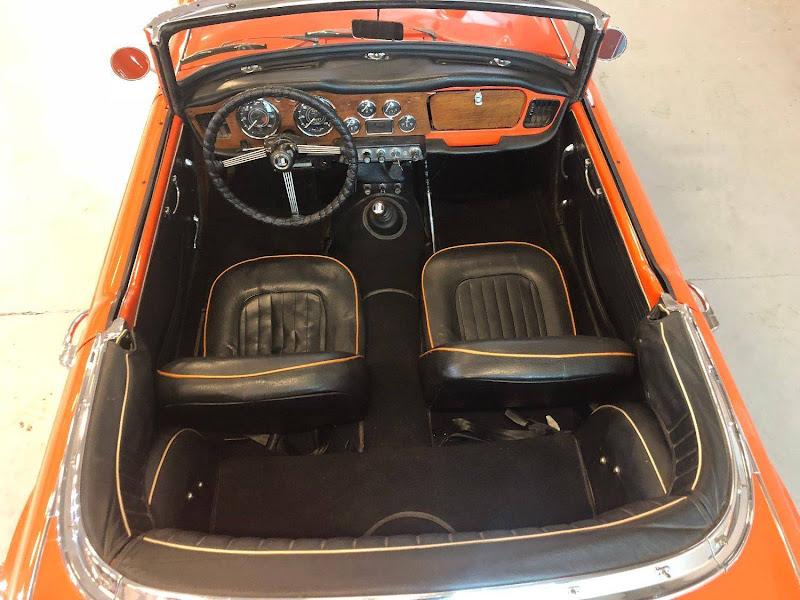 Triumph TR4 - 1961 - 25 750e