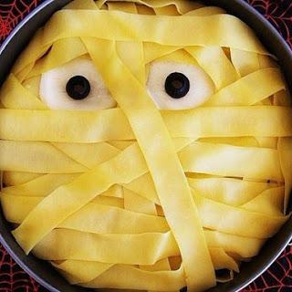 Pasta Halloween