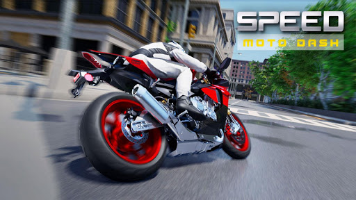 Speed Motor Dash:Real  Simulator screenshot 1
