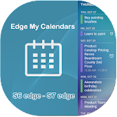 My Calendar for Edge Panel