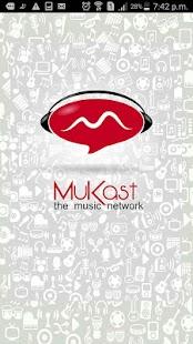 MuKast - náhled