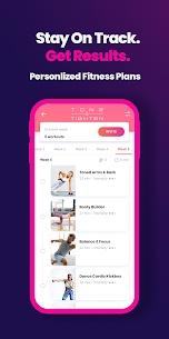 FitOn – Free Fitness Workouts & Personalized Plans 4
