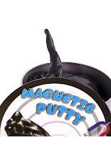 Svart magnetiskt slime