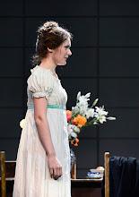 Photo: Wiener Kammeroper: EUGEN ONEGIN. Inszenierung; Ted Huffman. Premiere 2. Oktober 2014. Natalia Kawalek-Plewniak. Foto: Barbara Zeininger