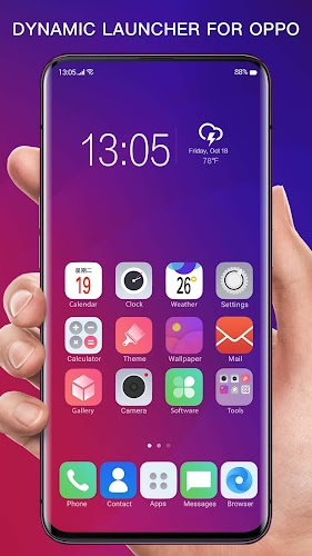 Download Launcher and Theme for OPPO FindX APK latest