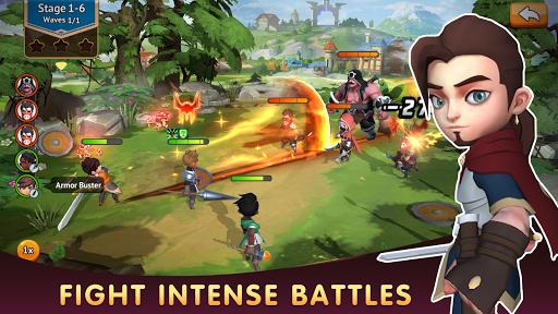Code Triche Rise of Legend APK MOD screenshots 5