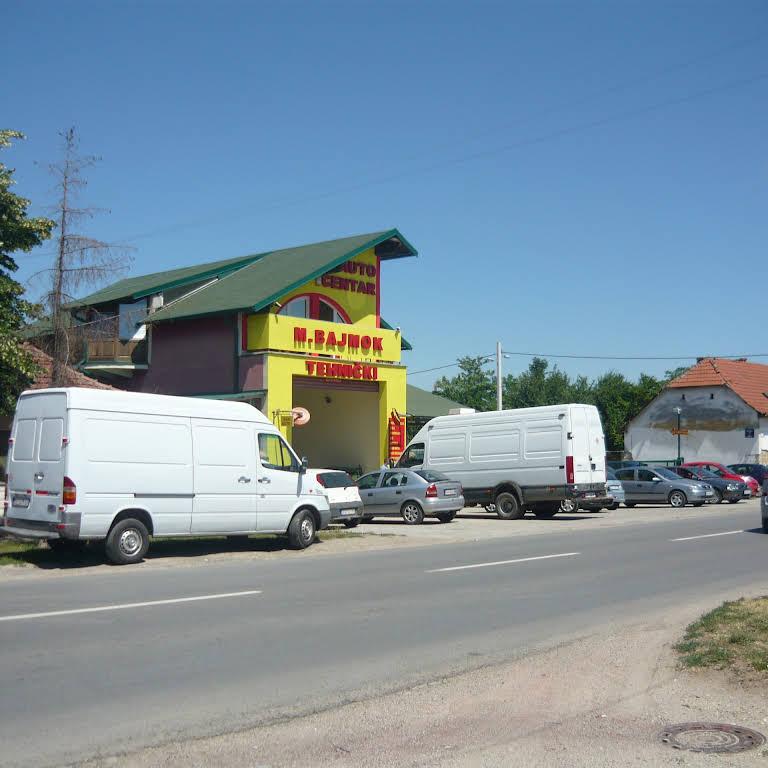Auto Centar Mali Bajmok Subotica станица за преглед
