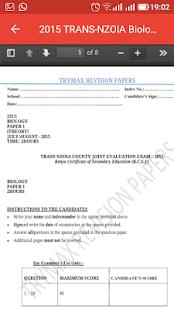 Trymax - náhled