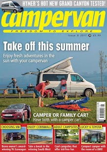Campervan- screenshot thumbnail