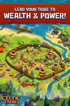 Celtic Tribes - Building MMOG 5.1.0 screenshot 205705