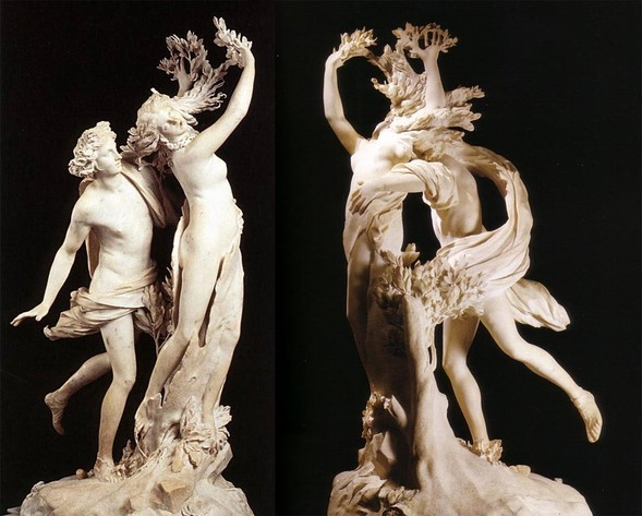 Apolo y Dafne Bernini