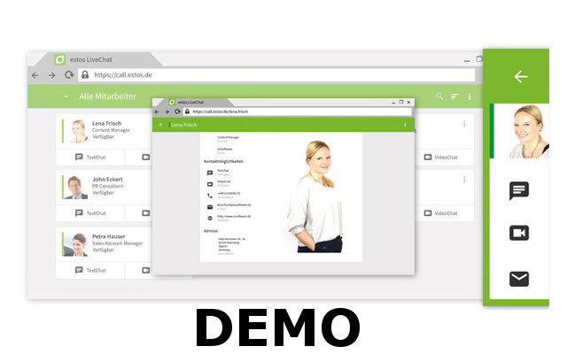 LiveChat Demo