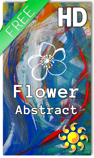 Flower Abstract LWP