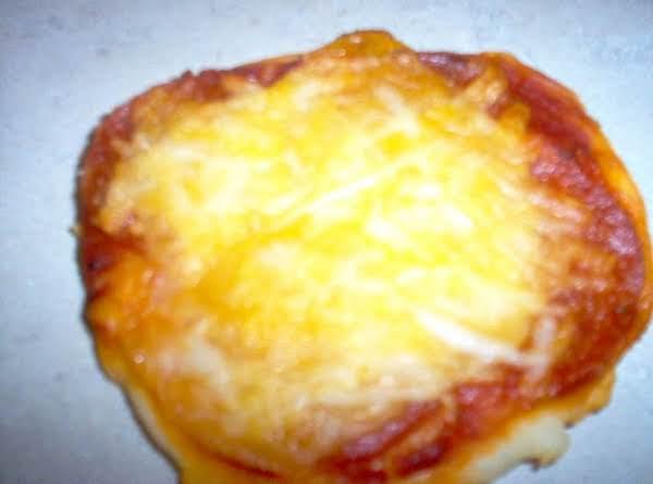 Mini Snack Pizzas Recipe