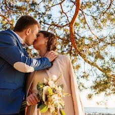Wedding photographer Aleksandra Krasnozhen (alexkrasnozhen). Photo of 31.10.2016