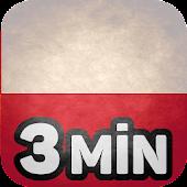 Polnisch lernen in 3 Minuten