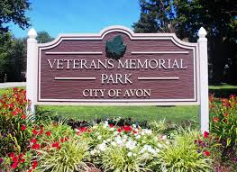 Image result for veterans memorial park avon