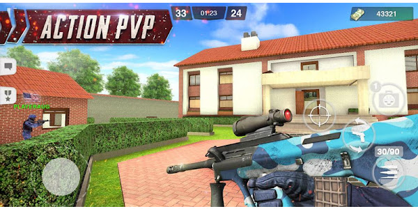 Special Ops: FPS PvP War-Online gun shooting games - Apps on Google Play