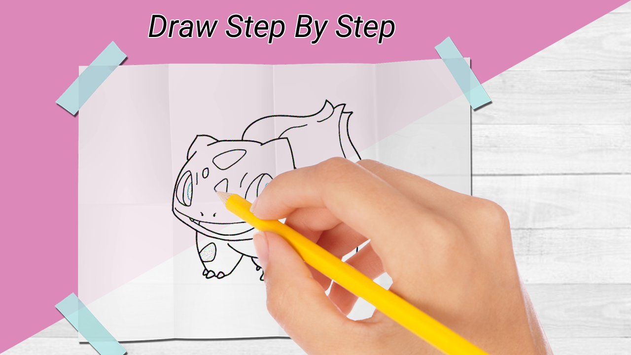 Uncategorized Draw A Picture how to draw pokemon android apps on google play screenshot