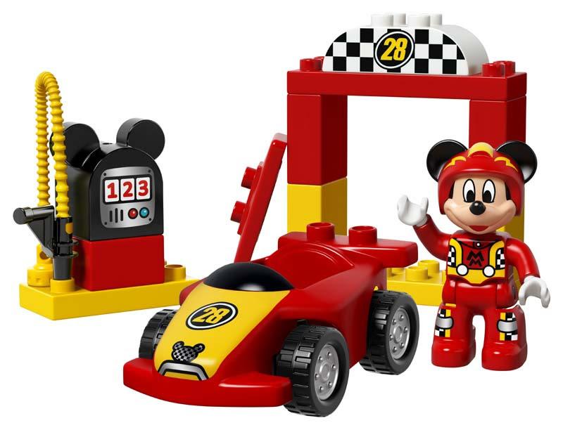 Contenido de Lego® 10843 Deportivo de Mickey