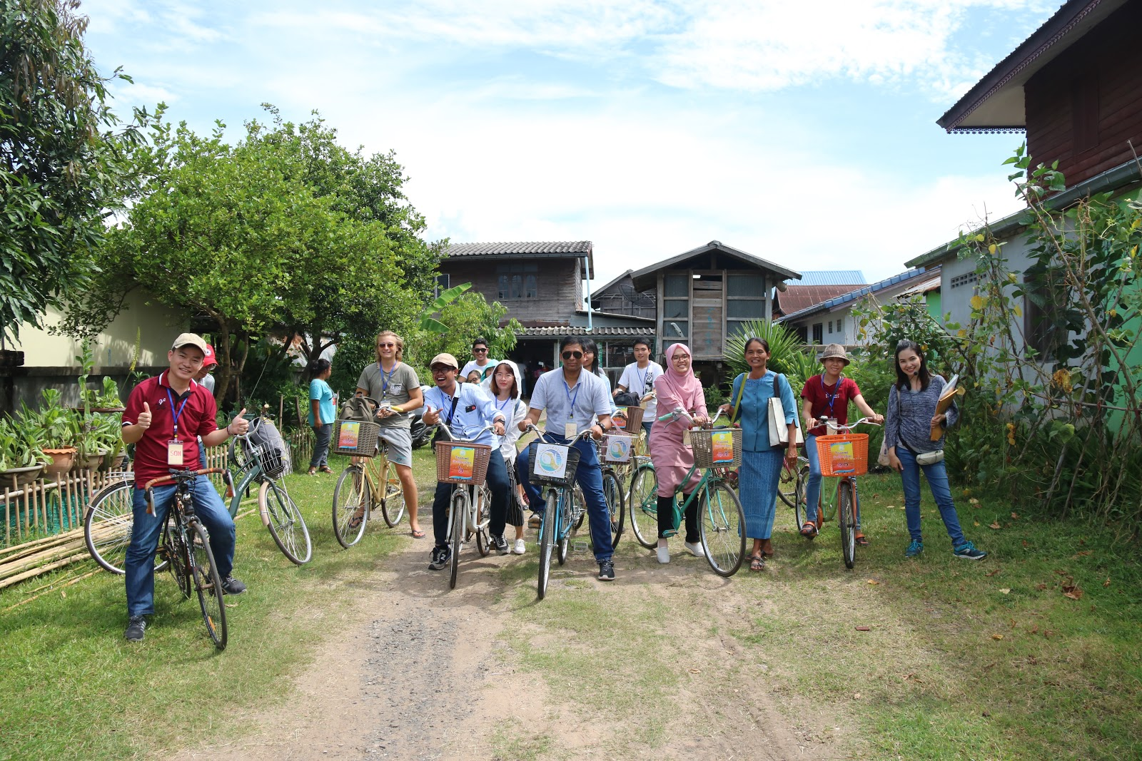 Explore Khon Kaen via bicycle